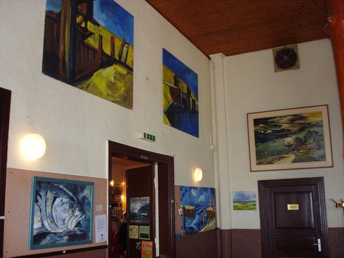 Kunst im Alten Kurhaus, Dangast