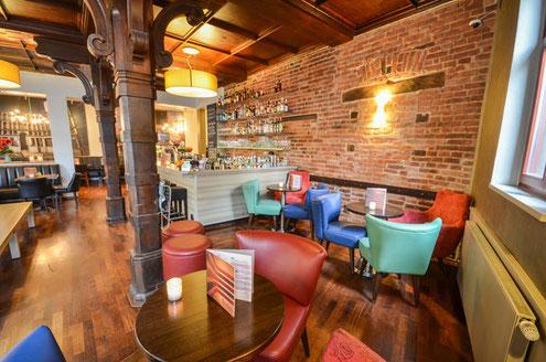 Market Café, Restaurant, Bar