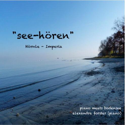 Klaviermusik, Bodensee, Wellenrauschen, Tinnitus, Entspannungsmusik