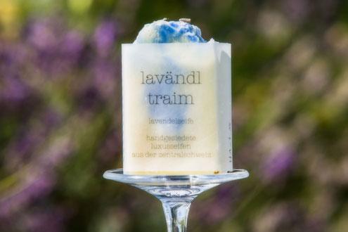 Seife als handgemachte Unikat von der Schweiz