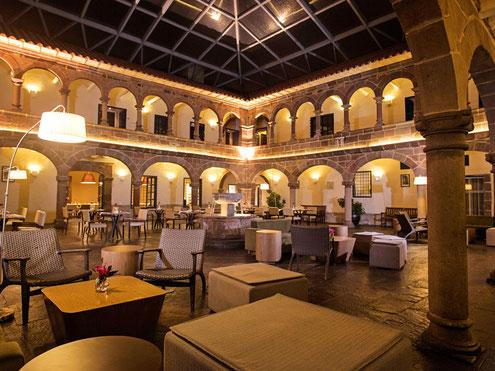 Hotels in Cusco - Novotel, zentral gelegen - PERUline bucht Ihnen gern Ihr Hotel