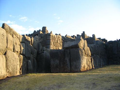 Die Pachamama Zeremonie bei Sacsayhuaman hinterlässt bleibende Eindrücke