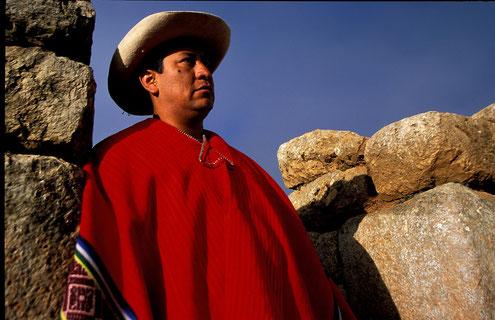 Deutsch sprachige Reiseleitung in Peru mit PERUline