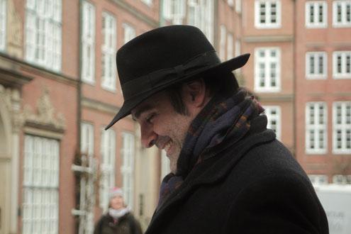 A.A.Lucas in der Corpus Delicti Tour in Hamburg