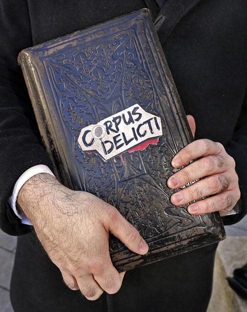 Corpus Delicti Tours - Das Buch