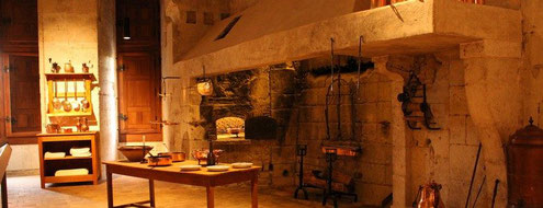 Cuisines du château de Chambord