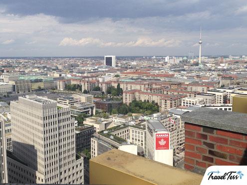 Panoramapunkt Berlijn