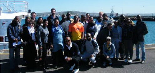 IOI Africa Course Class of 2015