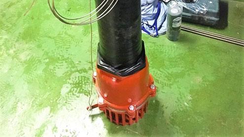 フード弁のろ過機構で異物の流入を防止