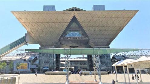 "TOKYO BIG SIGHTは""東京デカい場所"""