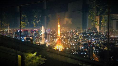 日本一の都市である東京と大阪の設計届
