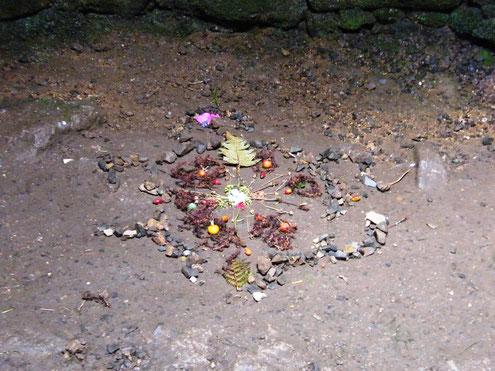 Carn Euny (Cornwall) - Steinzeit Siedlung - Foto: Vesna Rau