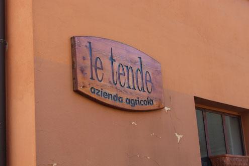 """Weingut """"Le Tende"""""""