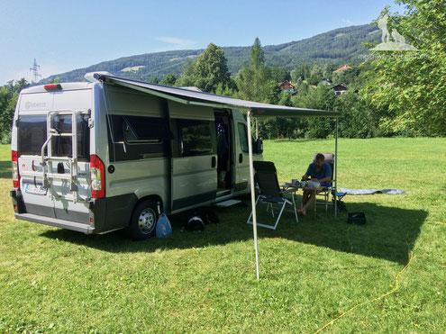 Maltatal, Kärnten, Wandern mit Hund, mein Wanderhund Ari, Andrea Obele, Urlaub mit Hund, Camping mit Hund