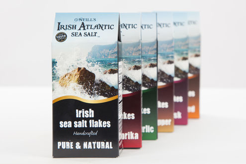 Irish Sea Salt Flakes