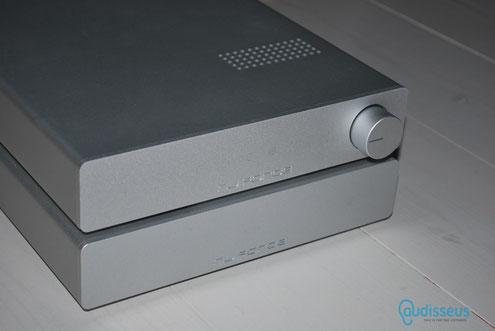 NuForce DAC80/STA120 -  Praxistest  auf www.audisseus.de