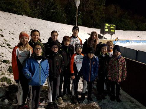 2. NRW Pokal Rennen Grefrath 12/2017