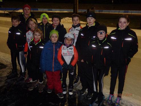 3. NRW Pokal Rennen Grefrath 01/2017