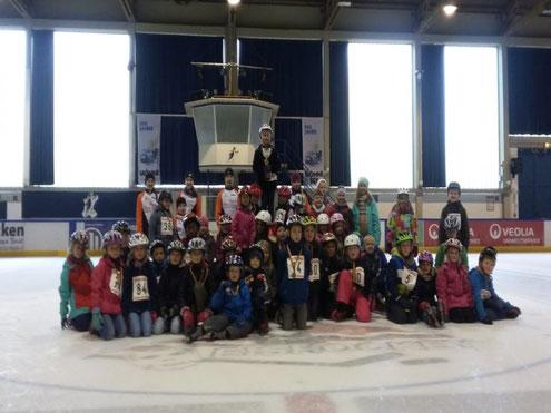 Talentsichtung Kids on Ice 11/2016
