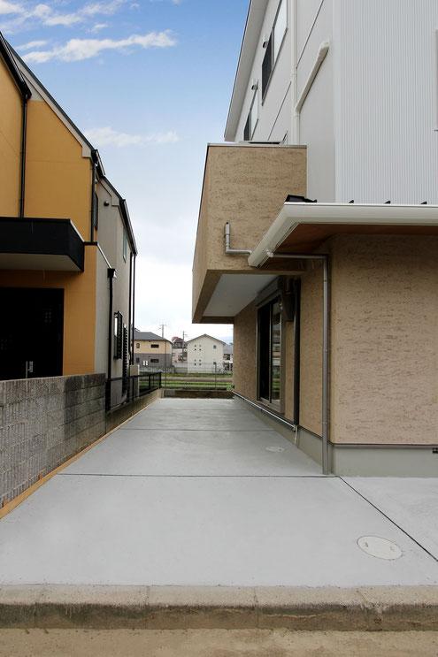 住宅 設計 EV用コンセント ガレージ