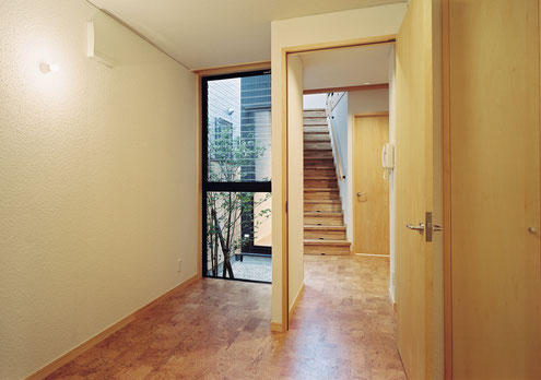 都市型狭小住宅 建築家 子供室