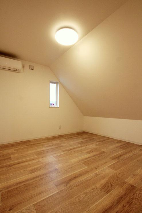 住宅 設計 将来のための部屋 3階