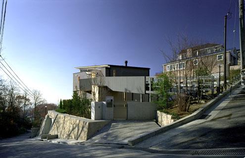 住宅 設計 建築家 平賀敬一郎 高級住宅 北欧デザイン