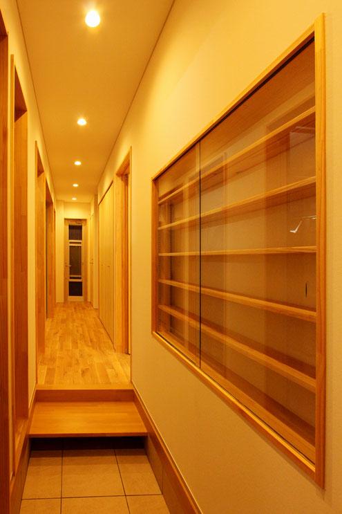 住宅 設計 飾り棚