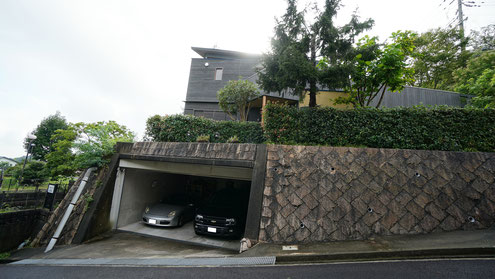 住宅 設計 北欧デザインの家 建築家 西宮 神戸 芦屋 ガレージハウス