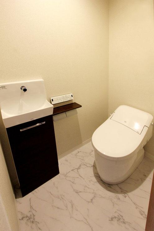 注文住宅 子育て応援 トイレ