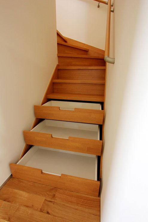 住宅 設計 階段下収納