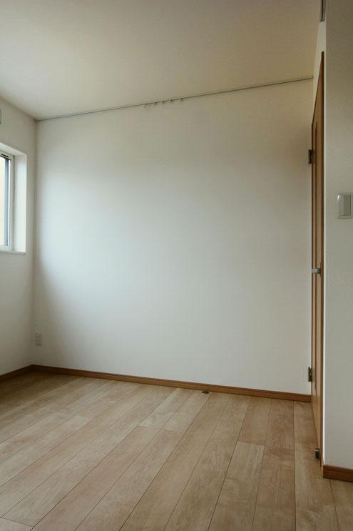住宅 設計 子供室 ピクチャーレール
