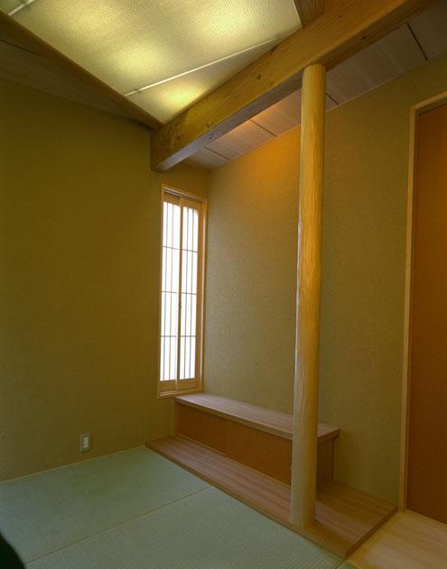 和室 設計 間接照明