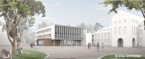 Erweiterungsbau Rathaus Hohen Neuendorf