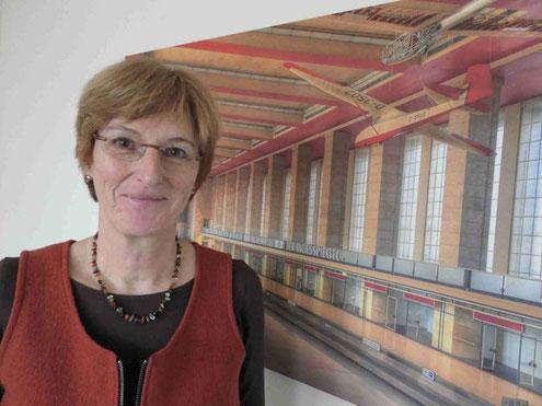 Frau Christine Dominik, Foto: Weil