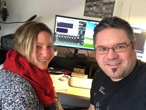 Angela Lars Seelenrot Mixing deutsche Popmusik Balladen