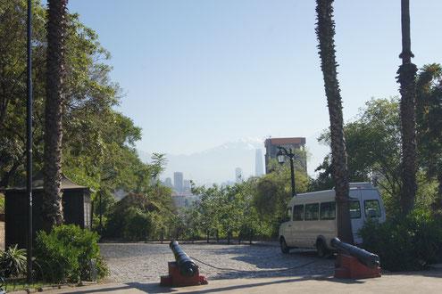 Santiago de Chile - alt und modern