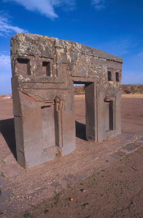 Ausflug zu den Ruinen von Tihuanacu mit BOLIVIENline