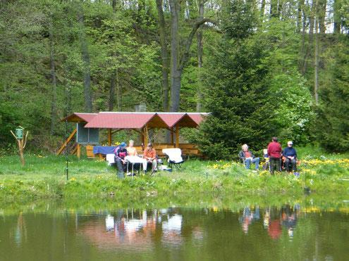 Unsere Hüttermühle im Winter. Foto: Herbert Müller