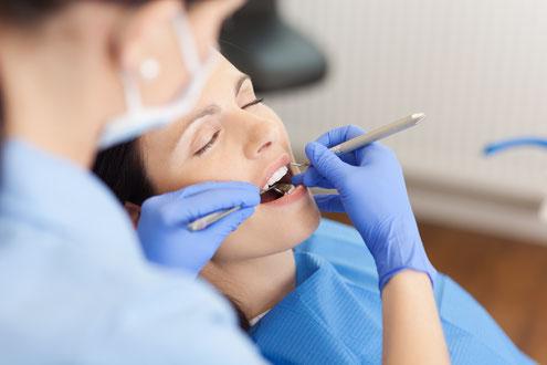Prophylaxe (Vorsorge) Zahnarztpraxis Carina Sell