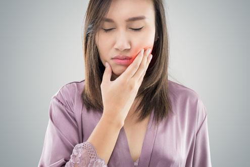 Schienentherapie der Zahnarztpraxis Carina Sell in Gießen