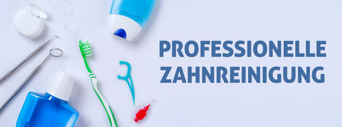 Ihre Professionelle Zahnreinigung der Zahnarztpraxis Carina Sell in Gießen