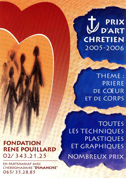 Prix d'art chrétien 2006