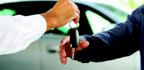 Consegna e familiarizzazione con il veicolo