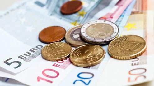 Rechnung und Zahlung der beglaubigten Übersetzung