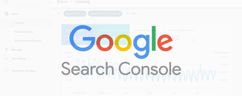 Google Search Console (vorher Webmaster Tools)