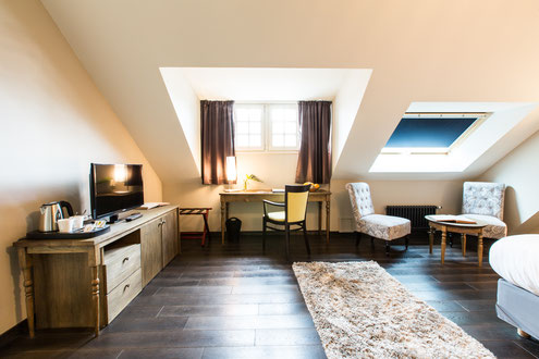 Hôtel Marotte, 5 stars, boutique hotel, luxury hotel, hotel cosy & chic, hotel in the city centre of Amiens, the superior room, elegant atmosphere