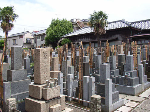 養傳寺墓所