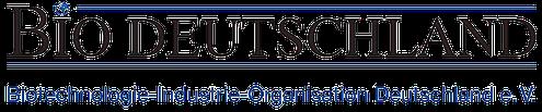 Logo BIO Deutschland