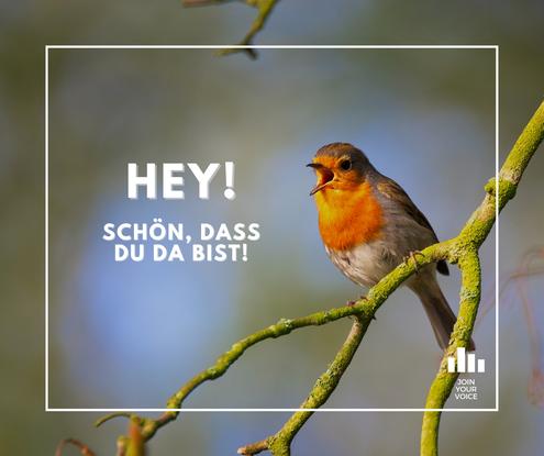 Stimmworkshops | Sprechworkshops | Gesangsworkshops | JOIN YOUR VOICE | Fabian Schmelcher